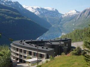 Dag 10 - 11 Hradatun Hotel - Röldal