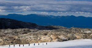 Dag 10 Folgefonna Gletsjer 2