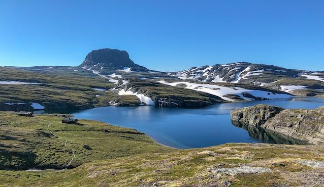 Dag 11 Hardangervidda 2