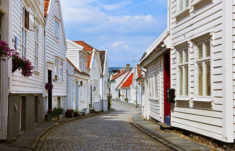 Dag 13 Stavanger oude stad