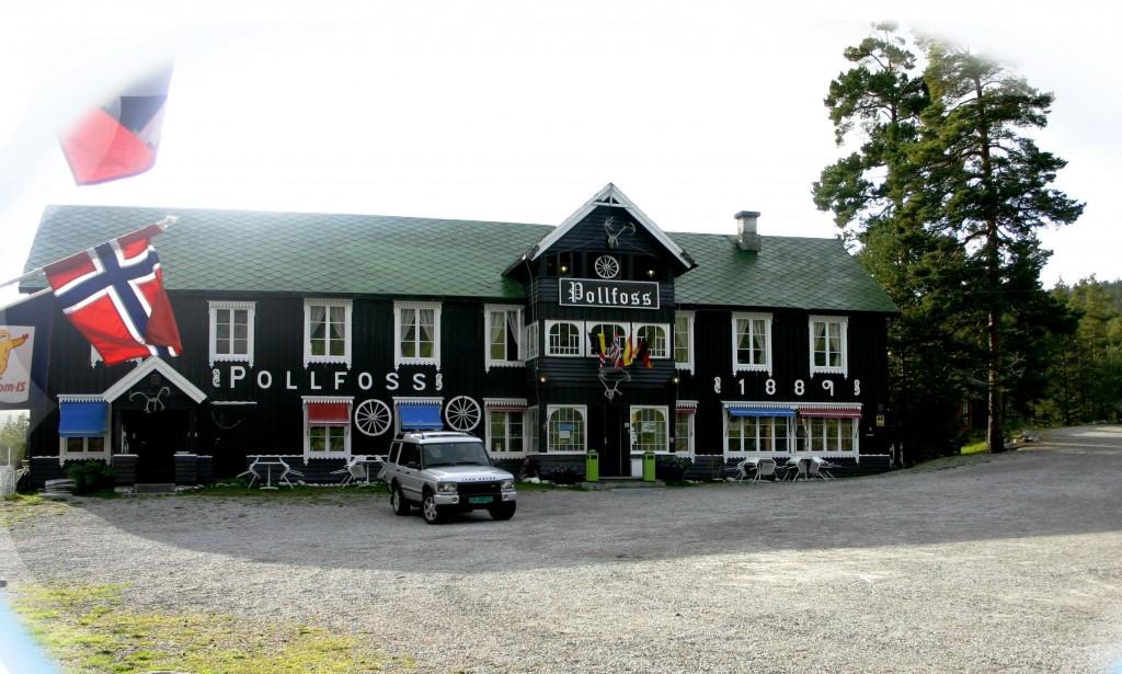 Dag 4 - 5 Hotel Pollfos