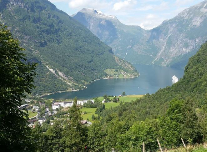 Dag 5 Geirangerfjord 3