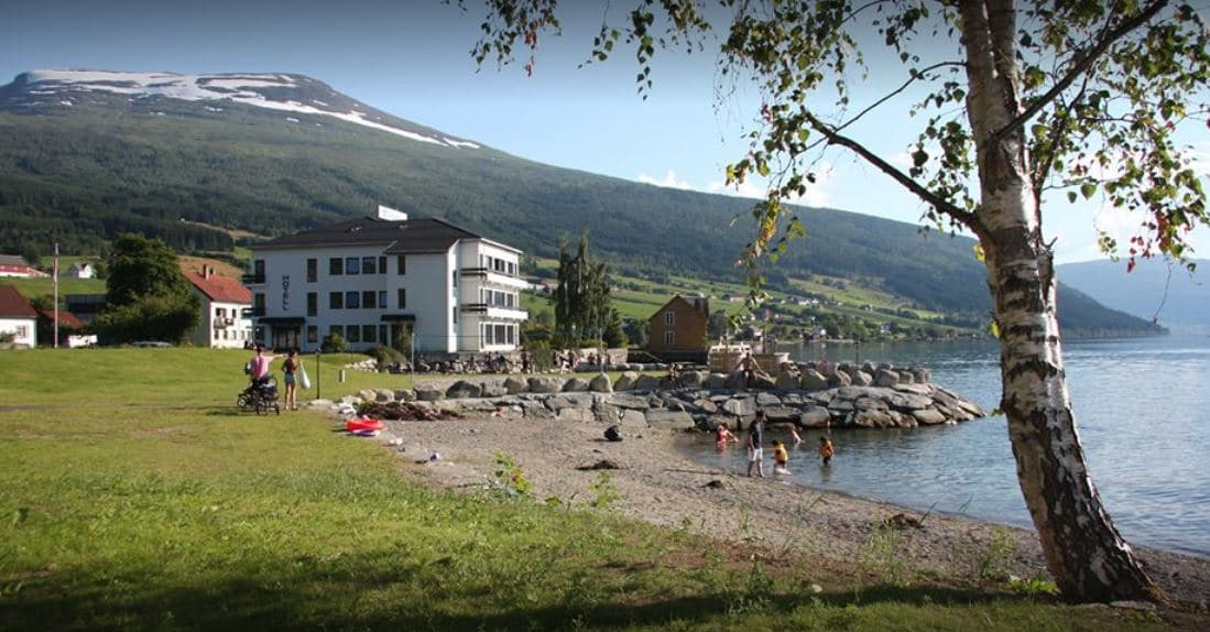 Dag 6 Innvik Fjord Hotel