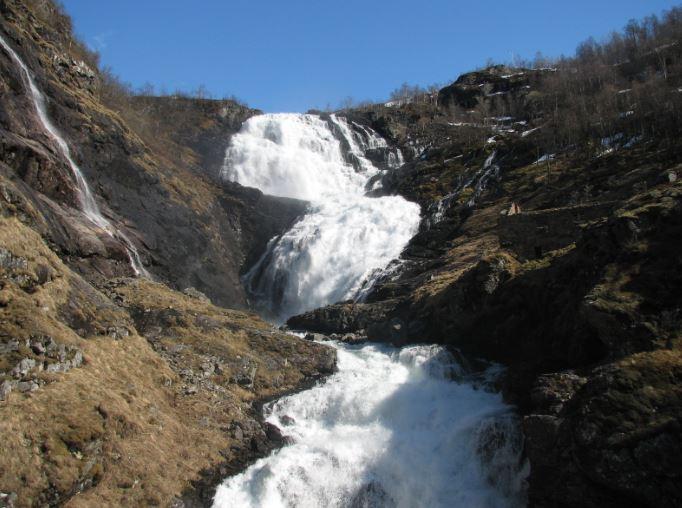 Dag 8 Kjosfossen Waterval
